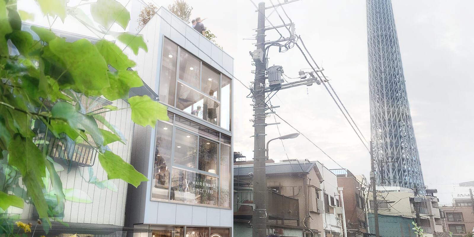 フィル・パーク東京スカイツリーリバーサイドファンド#1